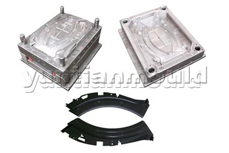 Auto Interior Part Mould 06